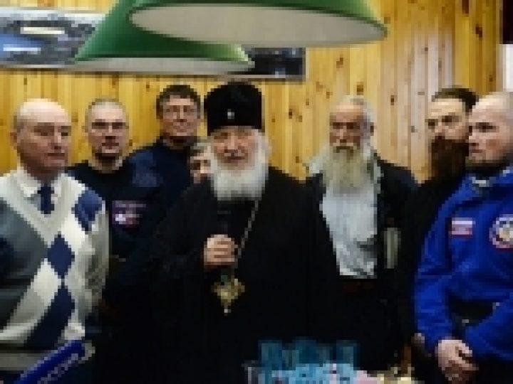 Святейший Патриарх Кирилл: Антарктида имеет особое духовное значение для всего мира
