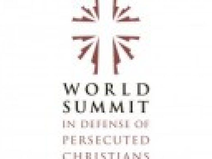 В конце октября 2016 года в Москве состоится саммит христианских лидеров в поддержку гонимых христиан