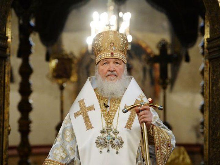 Патриарх Кирилл: Депутаты должны быть добрыми людьми