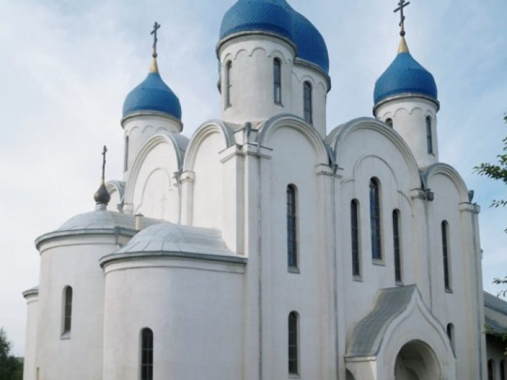 В субботу первой седмицы Великого поста митрополит Аристарх совершил Литургию в храме Кедровки
