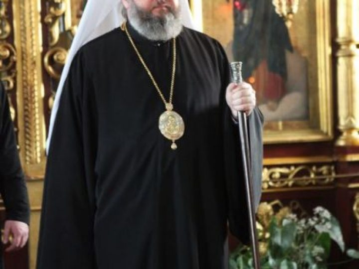 Митрополит Аристарх совершил повечерие с чтением Великого канона прп. Андрея Критского в Никольском соборе Кемерова