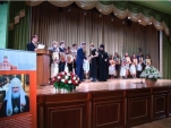 В Москве наградили победителей Общероссийской олимпиады по Основам православной культуры