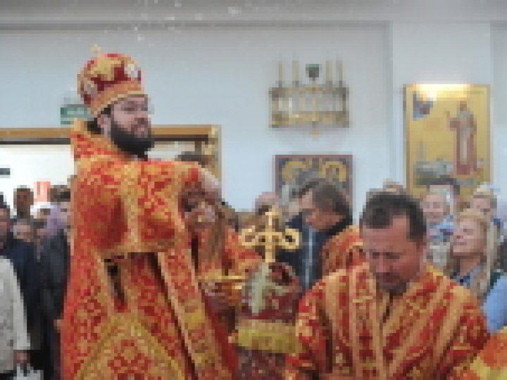 В Мадриде совершено великое освящение храма святой равноапостольной Марии Магдалины