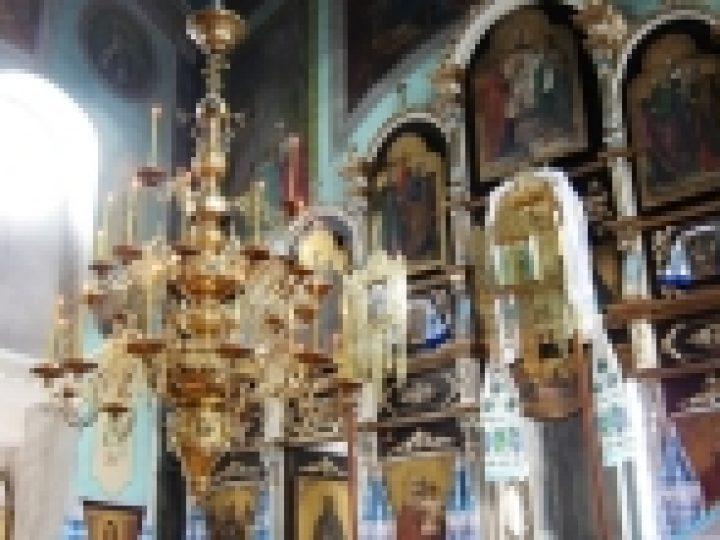 В одну ночь ограблены и осквернены два храма Сарненской епархии