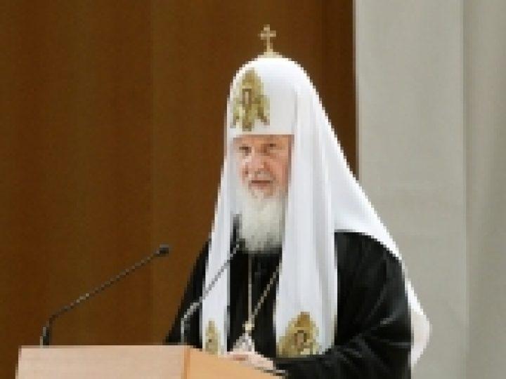Посетители сайта Синодального отдела по взаимоотношениям Церкви с обществом и СМИ могут задать вопрос Святейшему Патриарху Кириллу