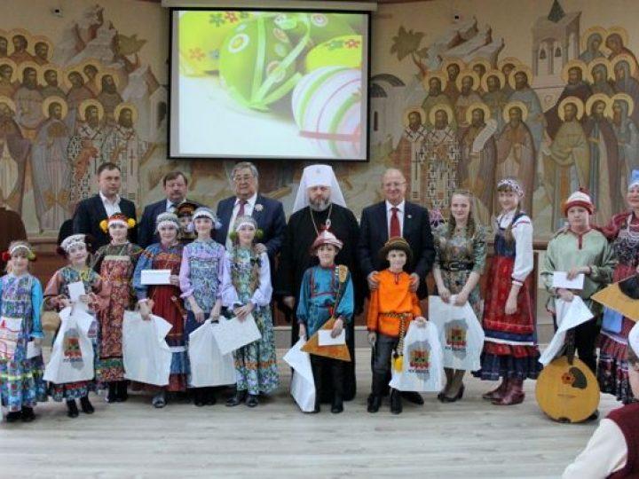 В Кемерове прошел ежегодный Архиерейский Пасхальный прием