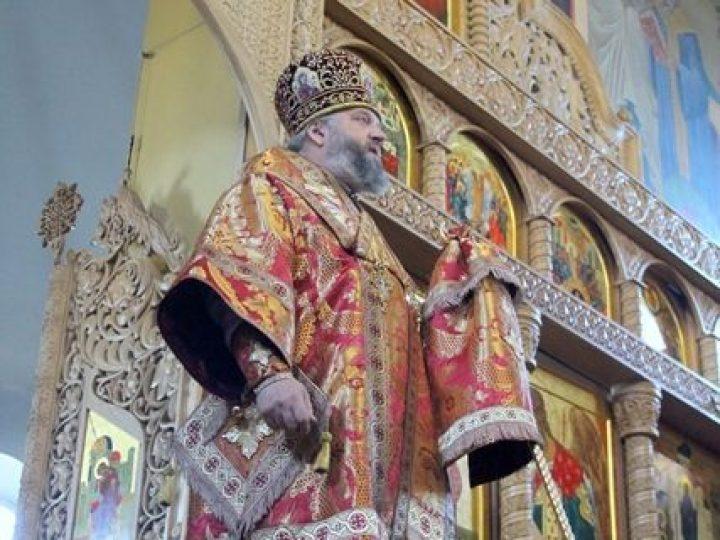 В пятницу Светлой седмицы глава Кузбасской митрополии совершил богослужения в храме и монастыре Л-Кузнецкого