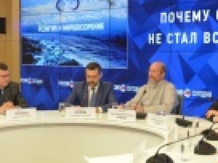 В Москве состоялся круглый стол «Почему Собор на Крите не стал Всеправославным?»