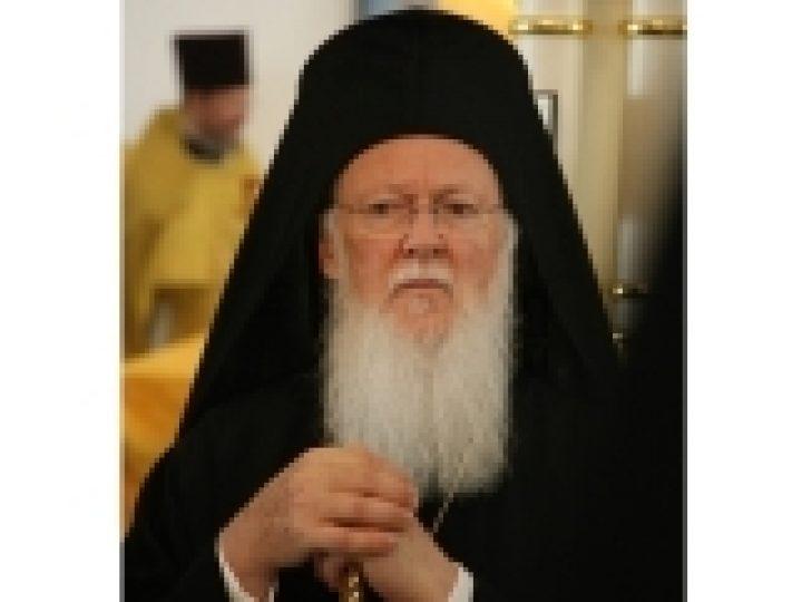 Предстоятель Константинопольской Православной Церкви направил Святейшему Патриарху Кириллу соболезнование в связи с трагедией на Сямозере