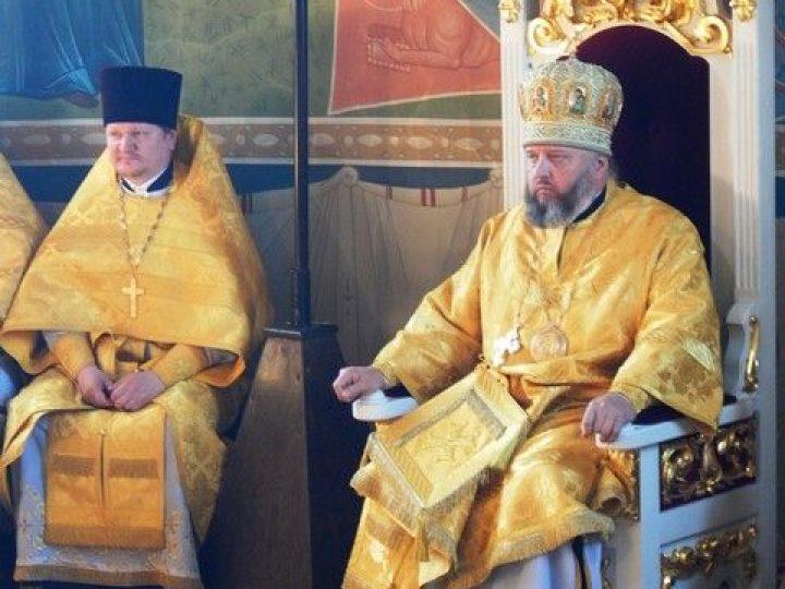 В день памяти святителя Иоанна Тобольского митрополит Аристарх совершил Литургию в храме Березовского
