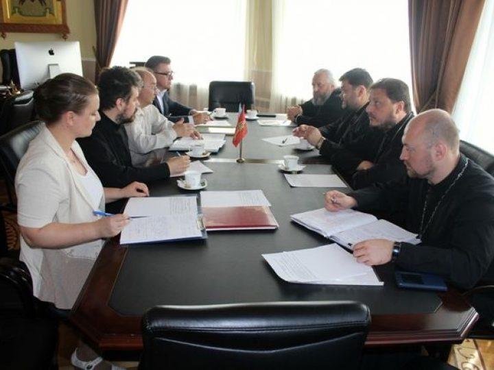 В Кемерове прошло заседание епархиального Совета по теологическому образованию