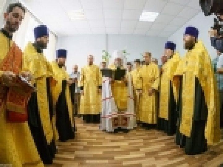 В Омске открыта первая церковная социальная гостиница для бездомных