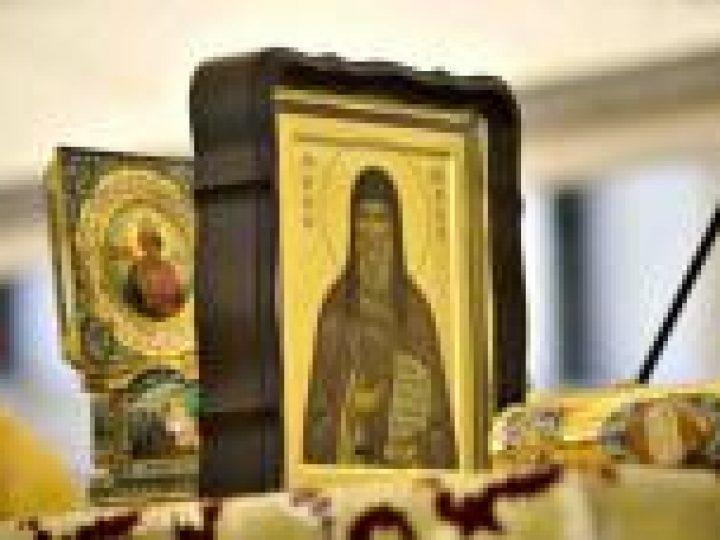 В Киеве состоялась канонизация преподобного Иоанна Святогорца (Вишенского)