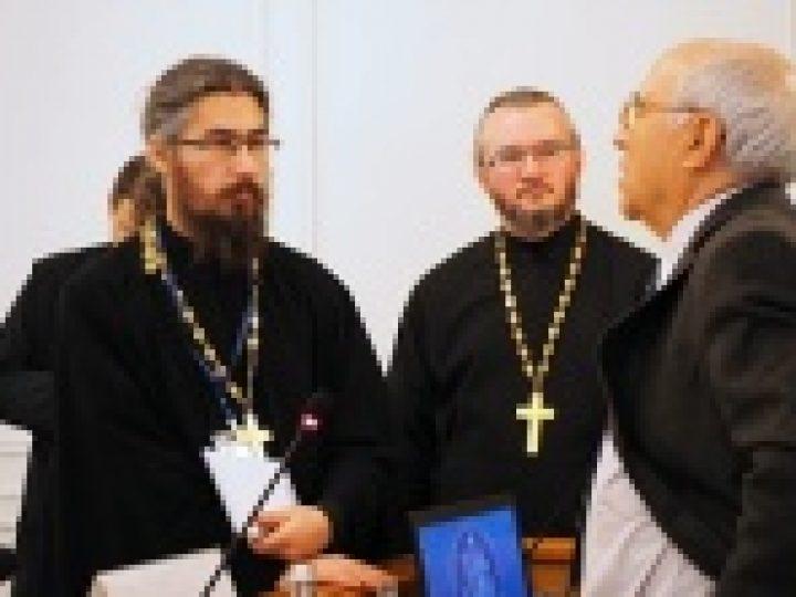 В Общецерковной аспирантуре открылся семинар для преподавателей Нового Завета