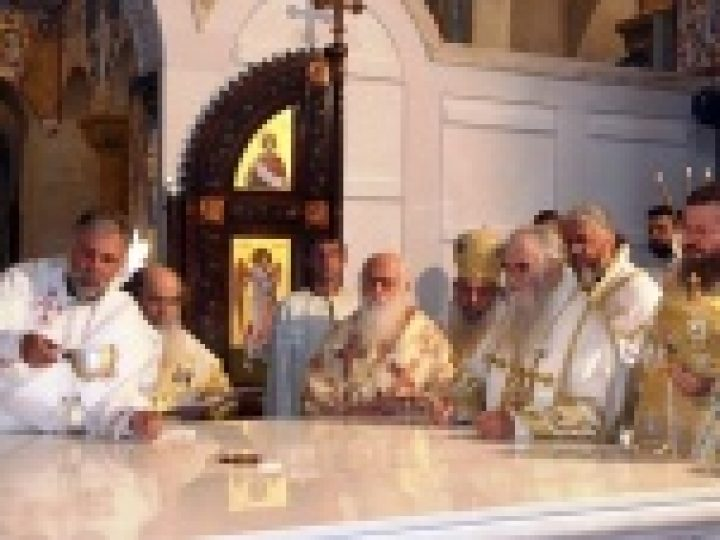 Иерарх Русской Православной Церкви принял участие в торжествах в Черногории