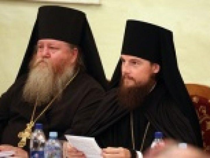 В Высоко-Петровском ставропигиальном монастыре прошла конференция «Преподобный Гавриил Седмиезерный и его ученики, новомученики и исповедники
