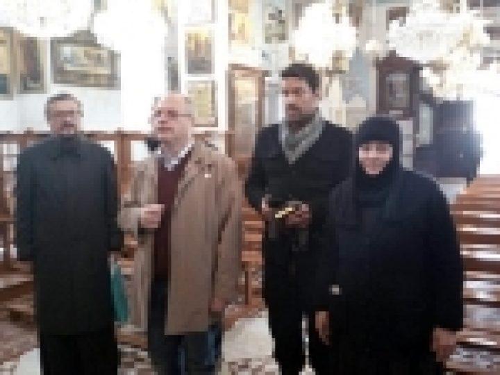 Представитель Русской Православной Церкви принял участие в межрелигиозном круглом столе в Сирии