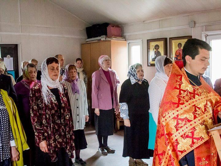 Кемеровский приход строящегося храма в честь Кирилла и Мефодия отметил престольный праздник