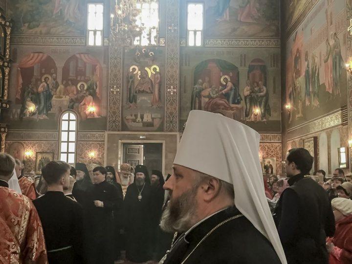 Глава кузбасской митрополии принял участие в торжествах по случаю 145-летия основания Туркестанской епархии