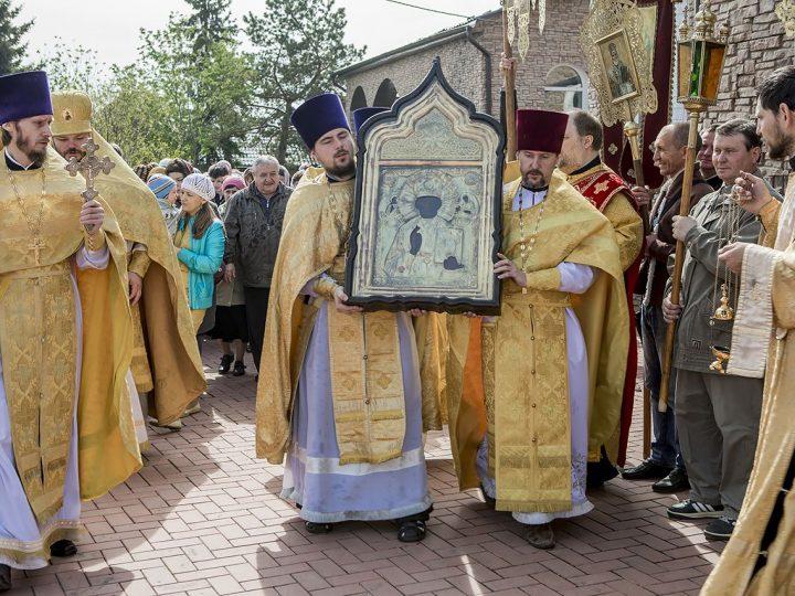 В Кузбассе почтили память святителя и чудотворца Николая