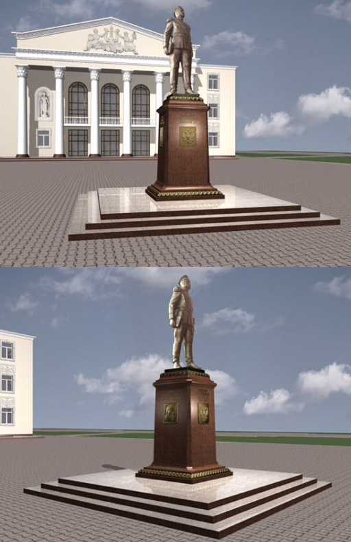 Резные памятники Ленинск-Кузнецкий Ваза. Лезниковский гранит Кяхта