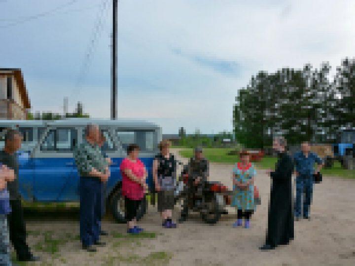 Церковь передала гуманитарную помощь пострадавшим от пожаров в Иркутской области