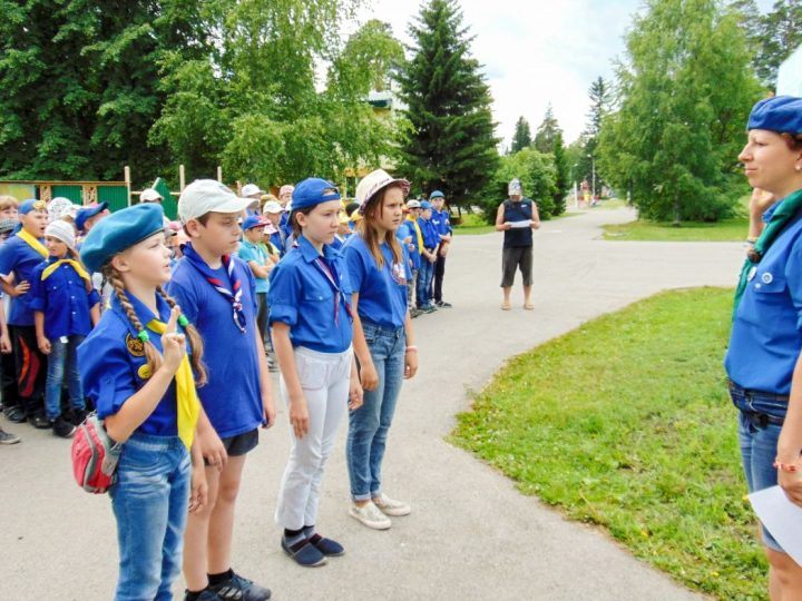 На территории Новокузнецкой епархии пройдёт ежегодный Областной скаутский слёт
