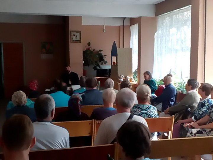 Православные встречи с читателями