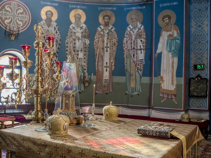 27 августа 2017 г. Чествование собора Кемеровских святых