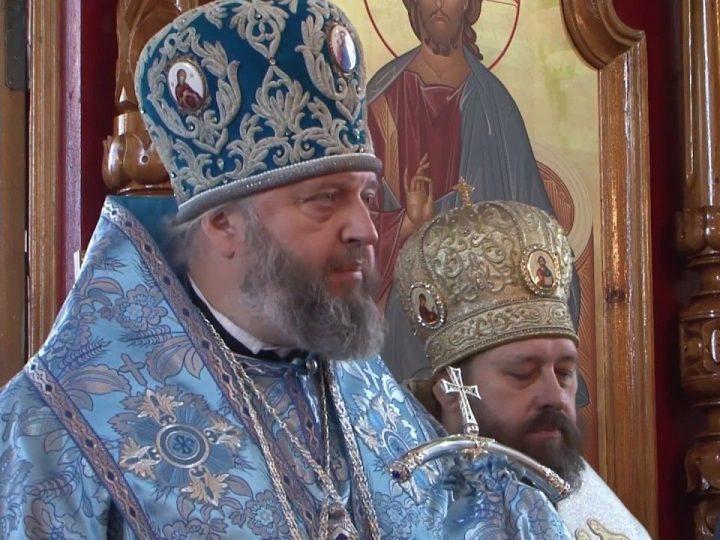 8 сентября 2017 г Пятилетие Мариинской епархии