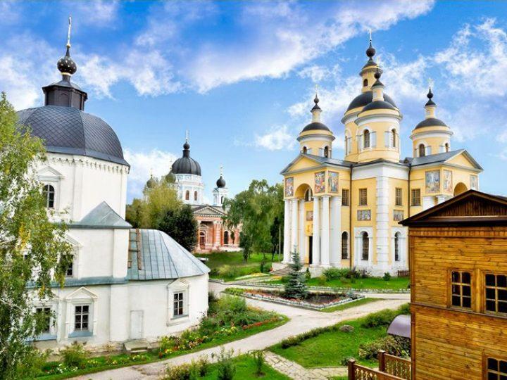 В Кузбасской митрополии пребывают святыни Вышенского монастыря