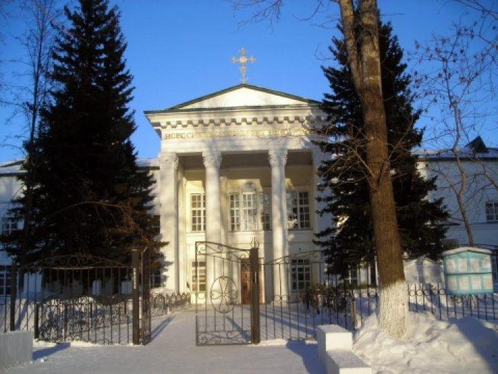 Преподаватель Кузбасской духовной школы выступил на XXI Новосибирских Рождественских образовательных чтениях