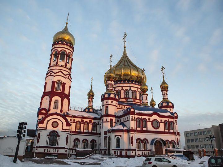 По случаю годовщины трагедии на шахте «Зыряновская» в Новокузнецке состоятся памятные богослужения