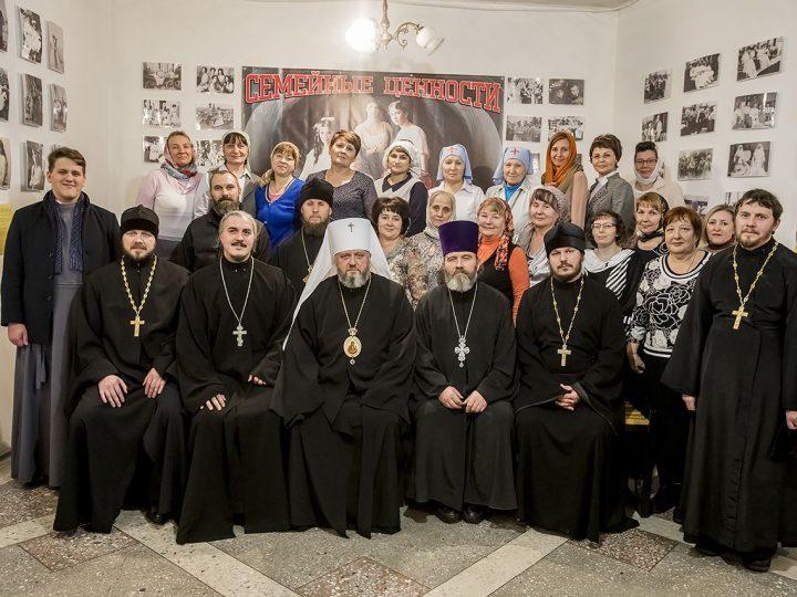 22 ноября 2017 г. Педагогический совет Православных богословских курсов в Киселевске