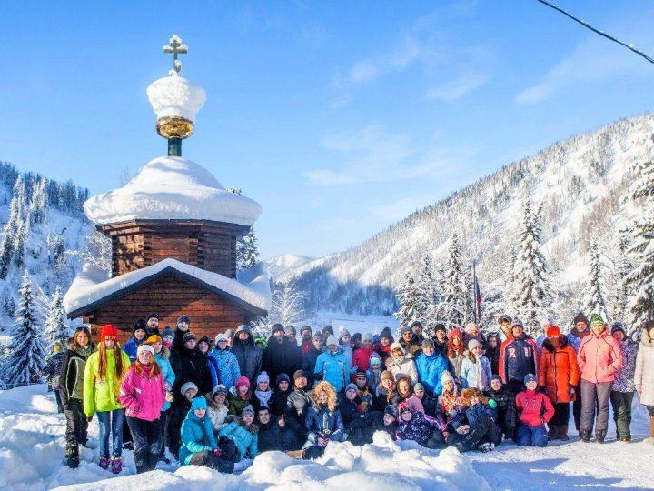 Объявляется набор в православный зимний лагерь «Новолетие–2018»