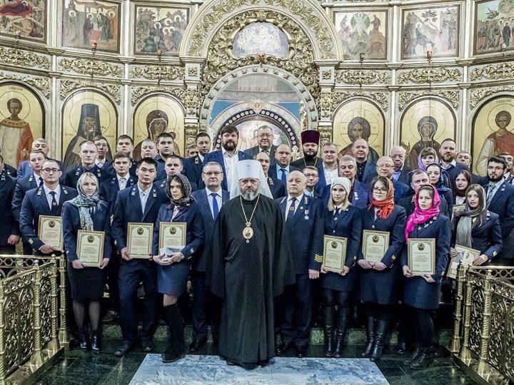 Православный Кузбасс почтил покровительницу шахтерского труда