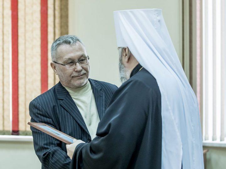 В Кемерове вручена литературная премия святителя Павла Тобольского