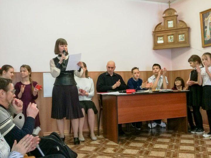 В Кемеровской епархии состоялась первая православная командная игра «Что мы знаем о православной культуре?»