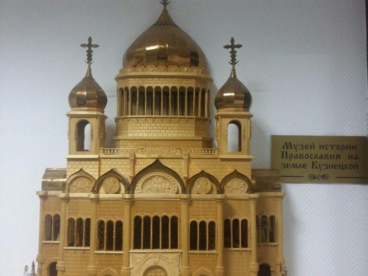 В Кемеровской епархии стартует конкурс на лучший макет храма