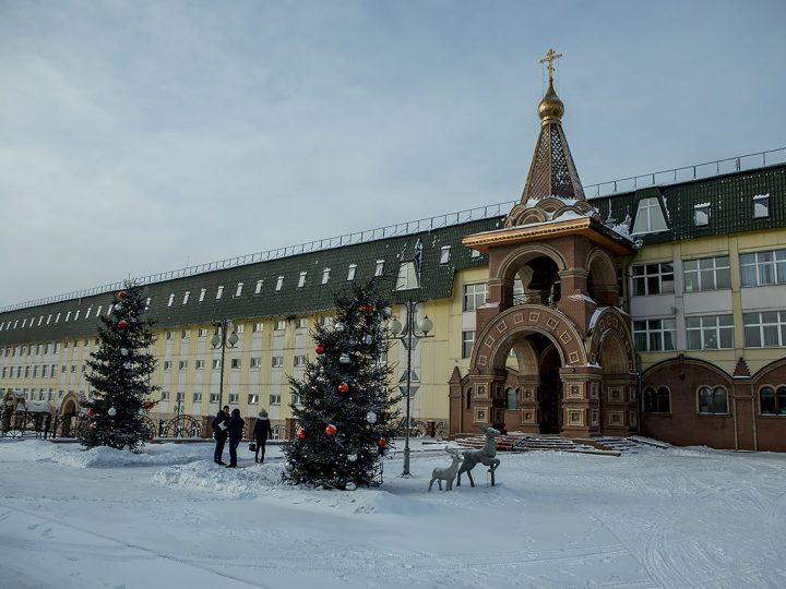 Полысаевский храм преподобного Серафима Саровского отметил свой престольный день
