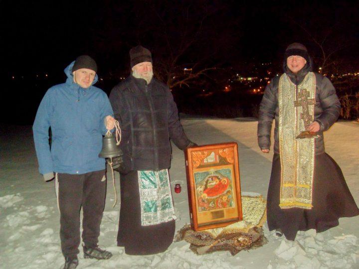В память о Христорождественском мужском монастыре