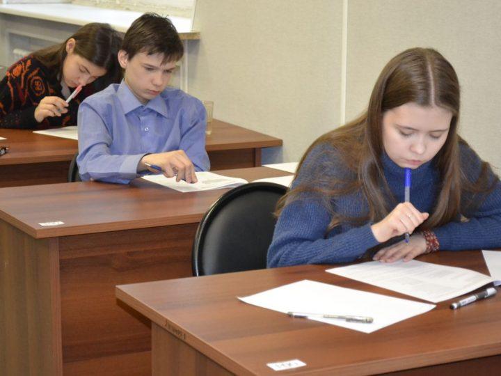 Завершен региональный этап Х Общероссийской олимпиады школьников по Основам православной культуры