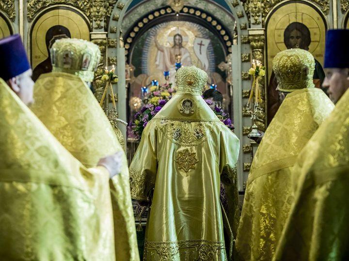25 февраля 2018 г. Неделя первая Великого поста — Торжество Православия.