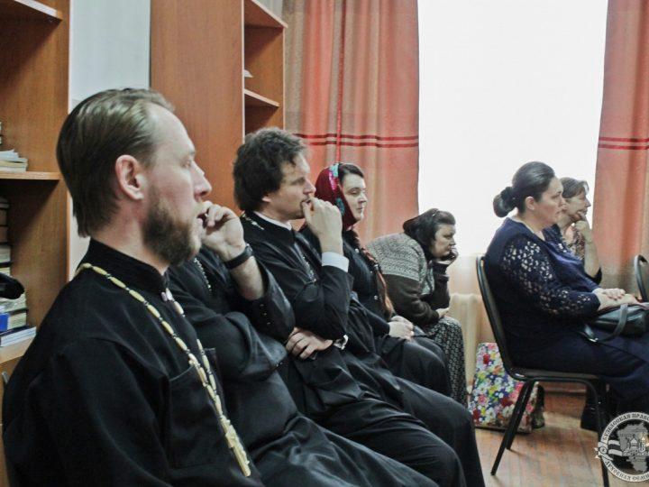 В Кузбасской семинарии начался семинар-совещание по апробации регентского стандарта