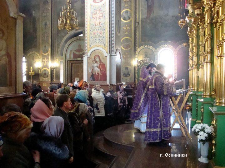 В храмах Новокузнецкой епархии молились о погибших шахтёрах