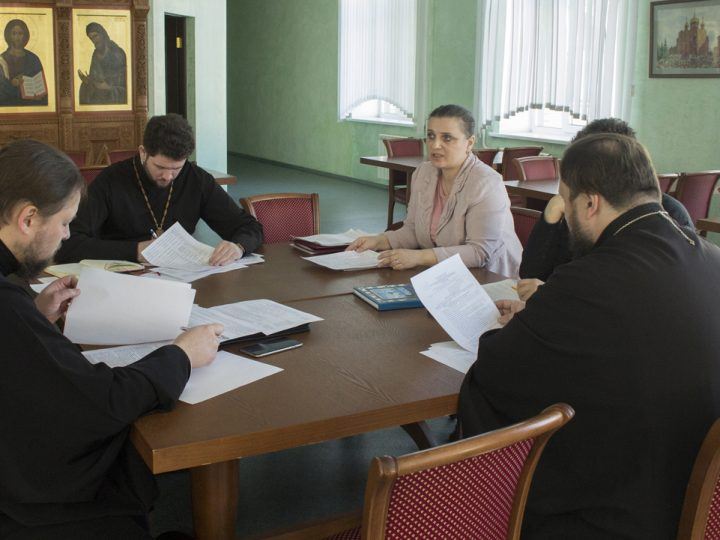 Второе заседание коллегии по религиозному образованию Кузбасской митрополии состоялось в областной столице