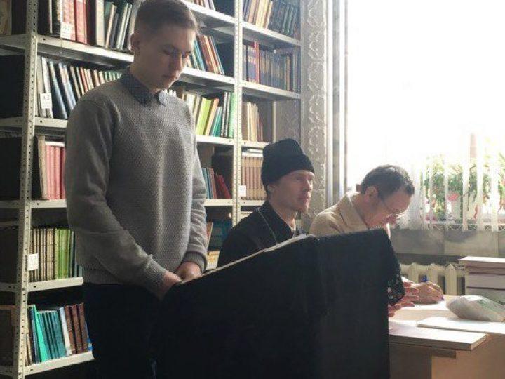 Конкурс на знание церковнославянского языка прошёл в старейшем храме Кемерова