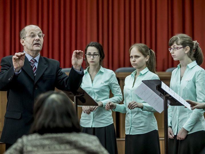В Кузбасской духовной школе завершил работу семинар-совещание по апробации регентского стандарта
