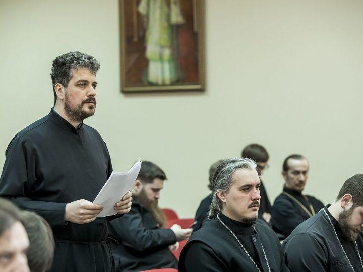 13 марта 2018 г. Собрание руководителей Кемеровской епархии