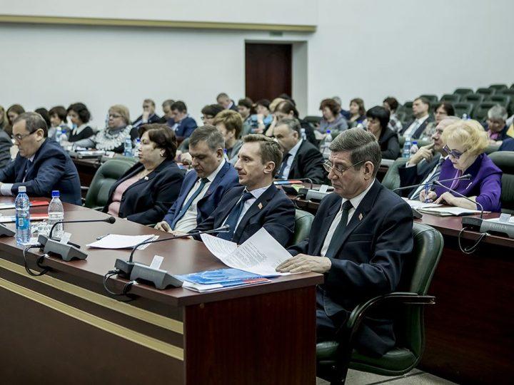 21 марта 2018 г. Участие главы Кузбасской митрополии в сессии Совета народных депутатов Кемеровской области
